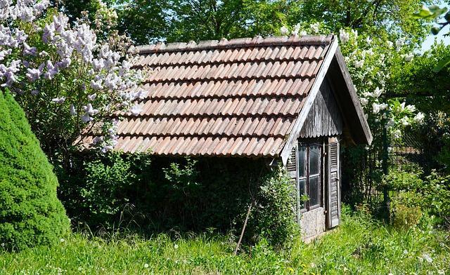 Pourquoi pas un abri de jardin en bois ?